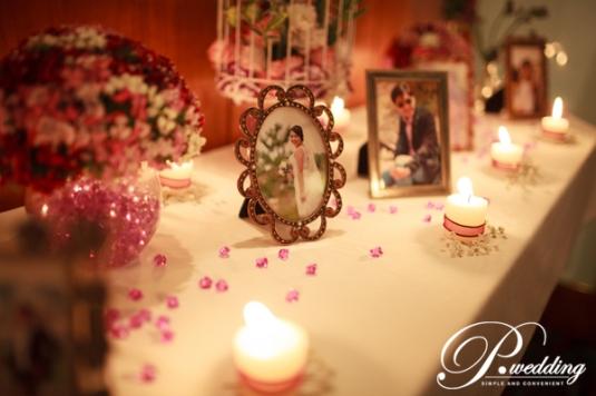 Tự trang trí bàn Gallery tiệc cưới  (11)