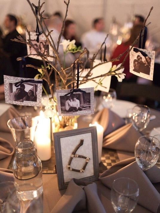 Trang trí tiệc cưới ấn tượng với những khung hình (7)
